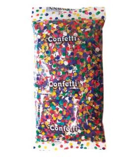 Bolsa confetti multicolor 80 gr.