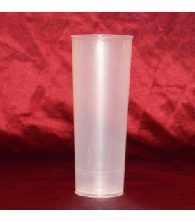 Paquete 10 vasos 330 cc. cubata