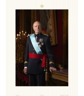 Lámina Don Juan Carlos