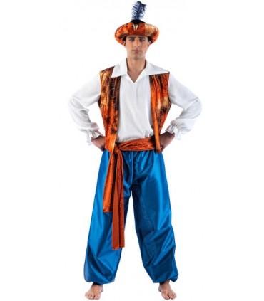 Traje paje Aladin