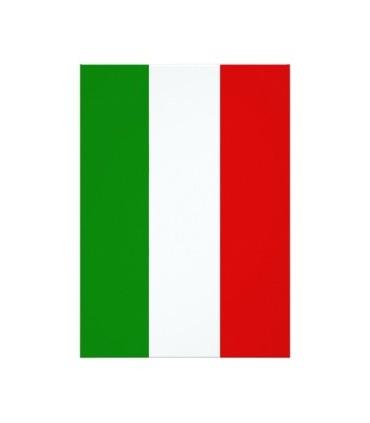Bolsa Bandera Plastico Italia