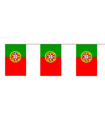 Bandera de Plástico de Portugal