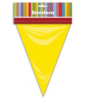 Bolsa Bandera Triangular Amarilla