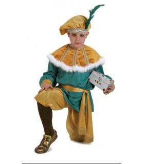 Paje Melchor Infantil