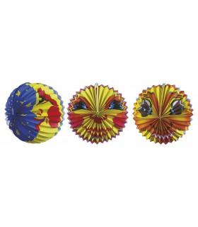 Farol esferico de astros