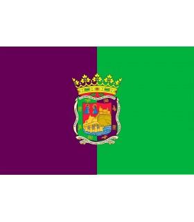 Bandera de Málaga Ciudad