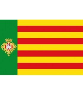 Bandera de Castellón ciudad