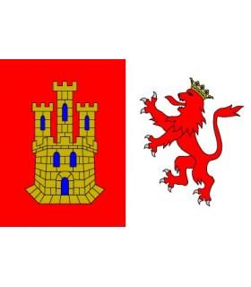 Bandera de Cáceres Capital