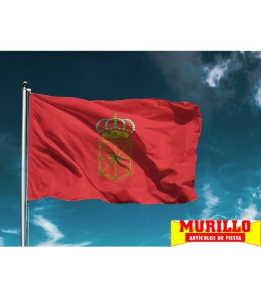 Bandera de la Comunidad Foral de  Navarra