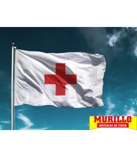 Bandera de Cruz Roja