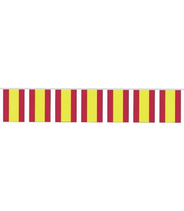 Bolsa de Bandera Plástico España