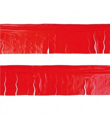 Bolsa de Fleco Rojo
