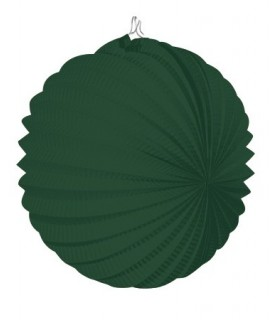 Farol Andaluz 22 cm.  Verde Carruaje