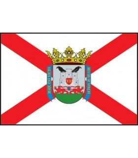 Bandera de Vitoria Ciudad