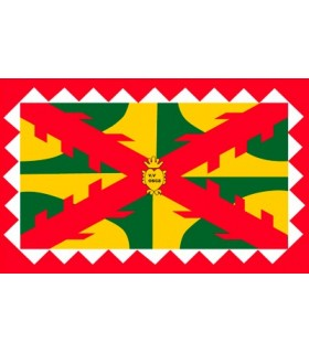 Bandera de Huesca ciudad