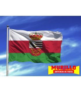 Bandera de Casas de Don Pedro