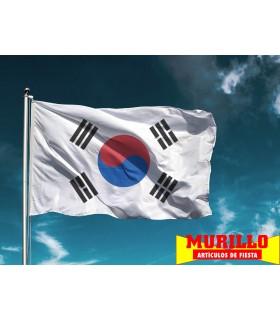 Bandera de Corea del Sur